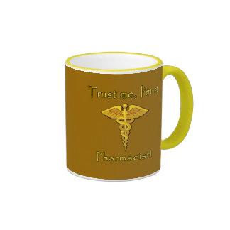 Trust Me I'm a Pharmacist Mugs