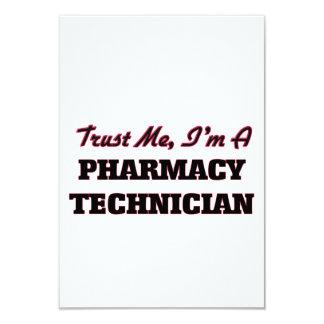 Trust me I'm a Pharmacy Technician Personalized Invite