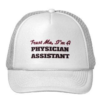 Trust me I'm a Physician Assistant Mesh Hat