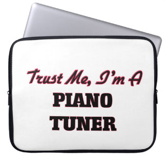Trust me I'm a Piano Tuner Computer Sleeve