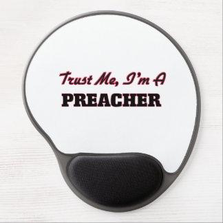 Trust me I'm a Preacher Gel Mouse Pad