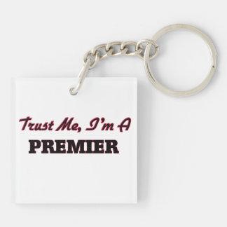 Trust me I'm a Premier Key Chain
