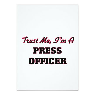 Trust me I'm a Press Officer Cards