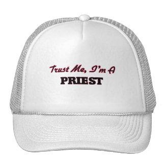 Trust me I'm a Priest Trucker Hat