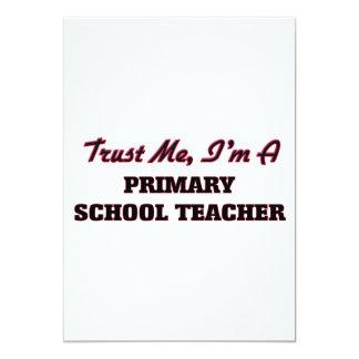 Trust me I'm a Primary School Teacher Cards