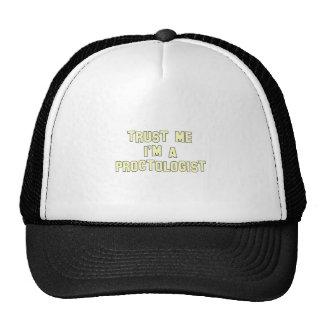 Trust Me I'm a Proctologist Trucker Hat