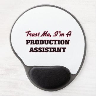Trust me I'm a Production Assistant Gel Mouse Mats