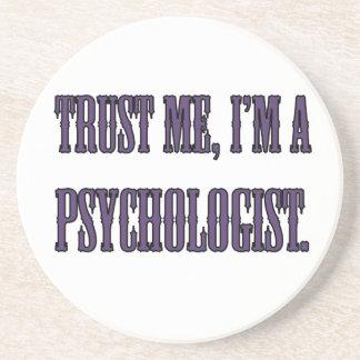 Trust me, I'm a psychologist Coaster