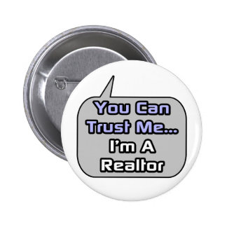 Trust Me .. I'm a Realtor Button