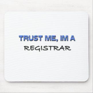Trust Me I'm a Registrar Mouse Pad