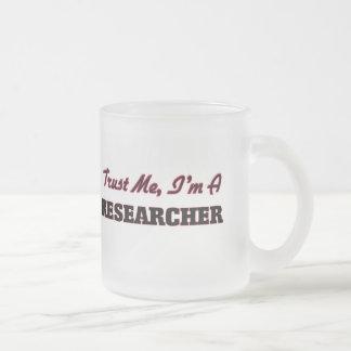 Trust me I'm a Researcher Coffee Mug