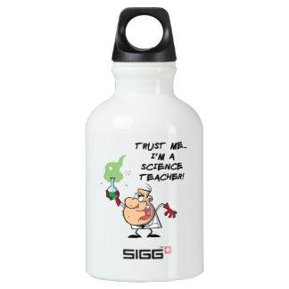 Trust Me... I'm a Science Teacher Aluminum Water Bottle