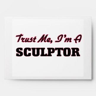 Trust me I'm a Sculptor Envelope