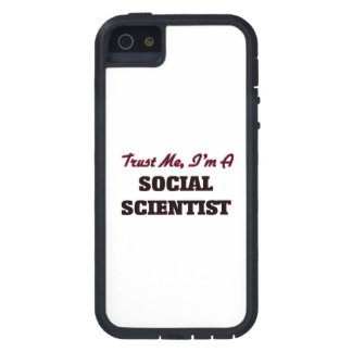 Trust me I'm a Social Scientist iPhone 5 Covers