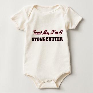 Trust me I'm a Stonecutter Bodysuits