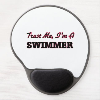 Trust me I'm a Swimmer Gel Mouse Pads