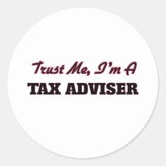 Trust me I'm a Tax Adviser Sticker