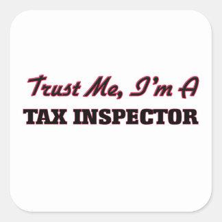 Trust me I'm a Tax Inspector Sticker