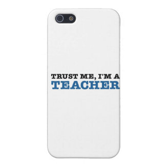 Trust Me, I'm A Teacher iPhone SE/5/5s Case