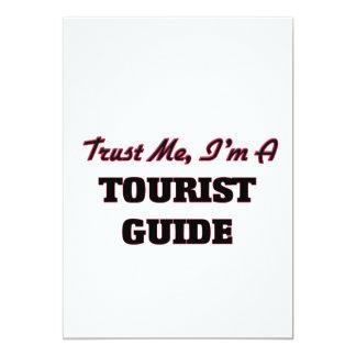 Trust me I'm a Tourist Guide Cards