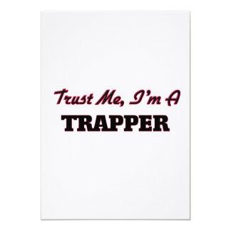 Trust me I'm a Trapper Card