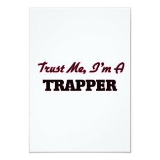 Trust me I'm a Trapper Custom Invites