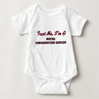 Trust me I'm a Water Conservation Officer Tees