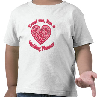 Trust Me, I'm a Wedding Planner Gifts T Shirts
