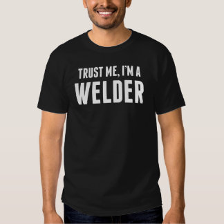 Trust Me I'm A Welder Dresses