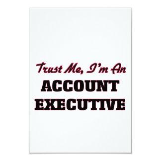 Trust me I'm an Account Executive Invites