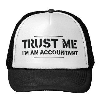 Trust Me, I'm an Accountant Hat