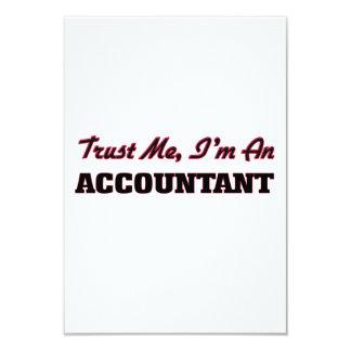 Trust me I'm an Accountant Invite