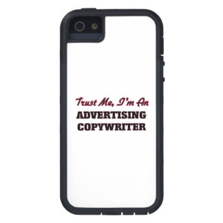 Trust me I'm an Advertising Copywriter iPhone 5 Cases