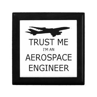 Trust me I'm an aerospace to engineer Jewelry Box