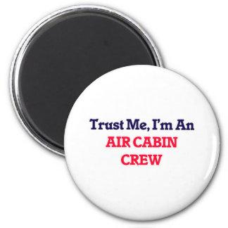 Trust me, I'm an Air Cabin Crew Magnet