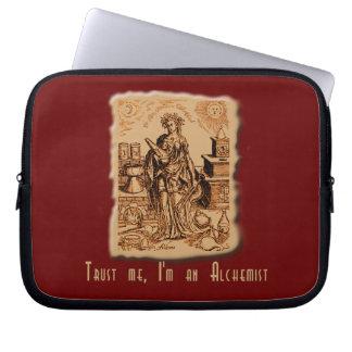 Trust Me I'm an Alchemist! Computer Sleeve