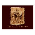 Trust Me I'm an Alchemist! Post Card