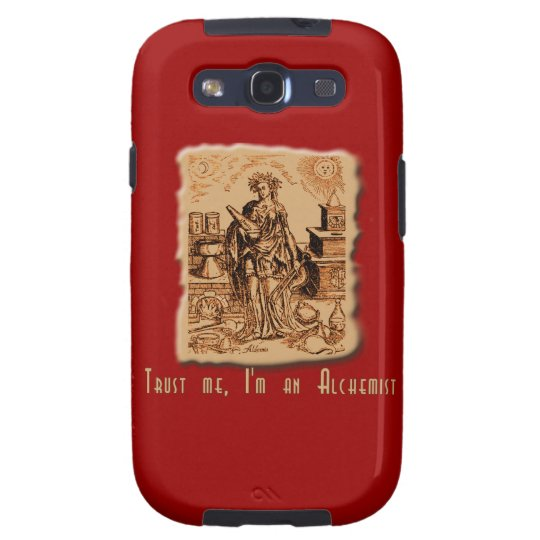 Trust Me I'm an Alchemist! Samsung Galaxy S3 Cover