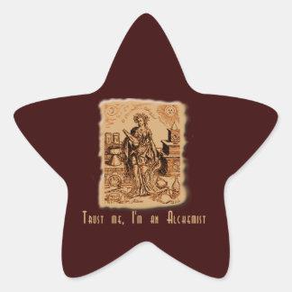 Trust Me I'm an Alchemist! Star Sticker