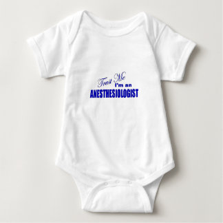 Trust Me I'm an Anesthesiologist Baby Bodysuit