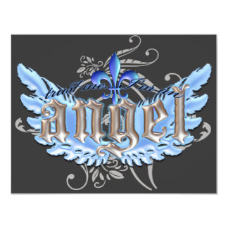 Trust me, I'm an angel! Card