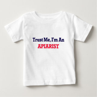 Trust me, I'm an Apiarist Baby T-Shirt