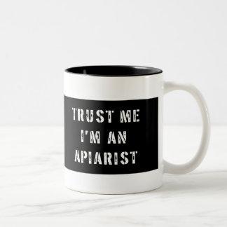 Trust Me I'm An Apiarist Mug