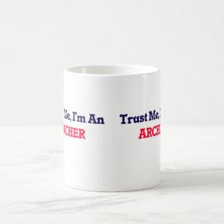 Trust me, I'm an Archer Coffee Mug