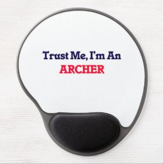 Trust me, I'm an Archer Gel Mouse Pad