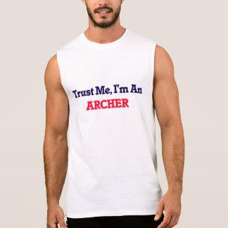 Trust me, I'm an Archer Sleeveless Shirt