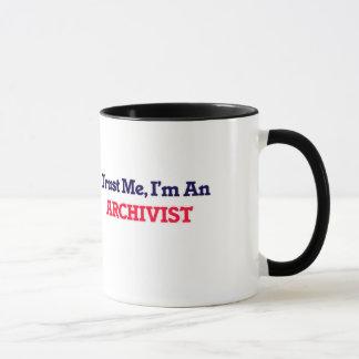 Trust me, I'm an Archivist Mug
