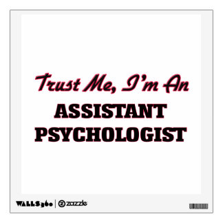 Trust me I'm an Assistant Psychologist Wall Skins