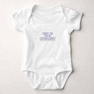Trust Me I'm an Astrologist Baby Bodysuit