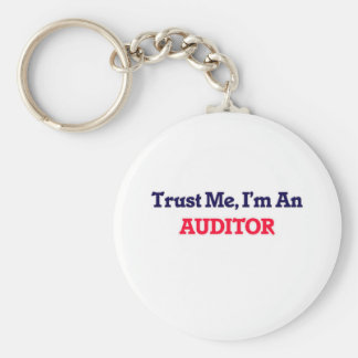 Trust me, I'm an Auditor Keychain